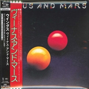Venus And Mars | CD