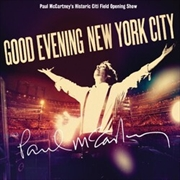 Good Evening New York City | CD