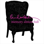 Memory Almost Full | CD