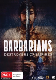 Barbarians - Destroyers Of Empires | DVD