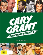 Cary Grant - Vol 2 | Collection | DVD