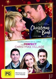 Christmas By The Book / The Perfect Christmas Village | Christmas Double | DVD