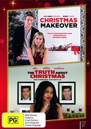 Christmas Makeover / The Truth About Christmas | Christmas Double | DVD