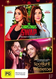 Christmas Swap / Spotlight Under The Mistletoe | Christmas Double, The | DVD