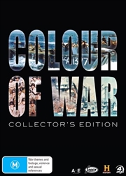 Colour Of War   Collector's Gift Set, The   DVD