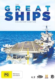 Great Ships | Collector's Edition, The | DVD