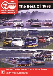 Magic Moments Of Motorsport - The Best Of 1995 | DVD