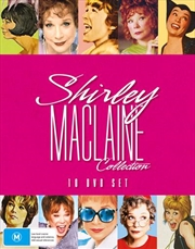 Shirley Maclaine | Collection | DVD