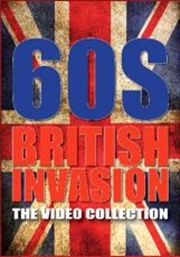 60's British Invasion - Video Collection | DVD