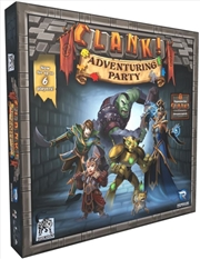 Clank Adventuring Party Pack | Merchandise