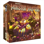 Monster Mansion | Merchandise