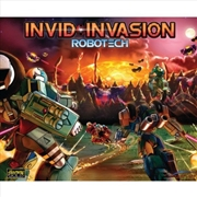 Invid Invasion A Robotech Game | Merchandise