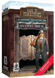 Mystery House - Back to Tombstone Expansion | Merchandise