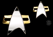 Star Trek: Voyager - Badge & Pin Set | Merchandise