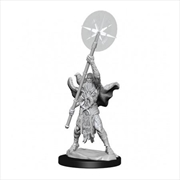 Magic the Gathering - Unpainted Miniatures: Alrund God of Wisdom | Games