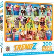 Trendz Freakshakes EZ Grip 300 Piece Puzzle | Merchandise