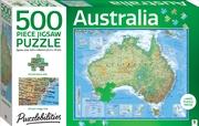 Australia Jigsaw Puzzle 500 Piece | Merchandise
