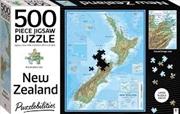 New Zealand - 500 Piece Puzzle | Merchandise