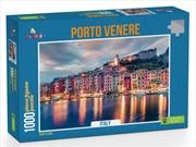 Porto Venere Italy 1000 Piece Puzzle | Merchandise