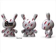Dunny - David Bowie Lightning Bolt 8"