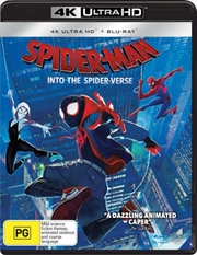 Spider-Man - Into The Spider-Verse | Blu-ray + UHD | UHD