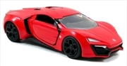 Fast & Furious - Lykan Hypersport 1:32 Hollywood Ride | Merchandise