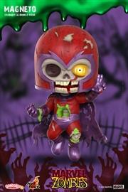 Marvel Zombies - Magneto Cosbaby | Merchandise