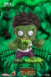 Marvel Zombies - Hulk Cosbaby | Merchandise
