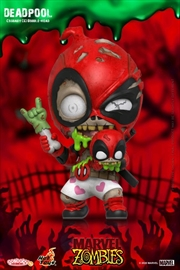 Marvel Zombies - Deadpool Cosbaby | Merchandise