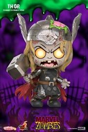 Marvel Zombies - Thor Cosbaby | Merchandise