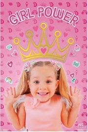 Love Diana Girl Power Poster | Merchandise
