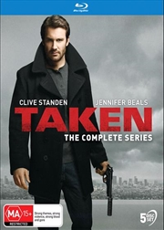 Taken | Complete Series | Blu-ray