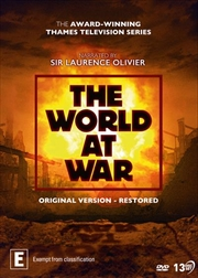 World At War | Ultimate Restored Edition, The | DVD