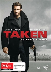 Taken | Complete Series | DVD