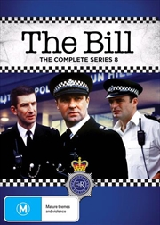 Bill - Series 8, The | DVD