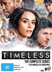 Timeless | Complete Series | DVD