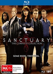 Sanctuary | Complete Collection | Blu-ray