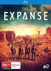 Expanse - Season 1-3, The | Blu-ray