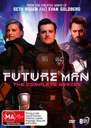 Future Man | Complete Series | DVD