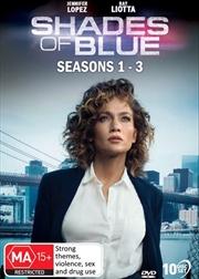 Shades Of Blue - Season 1-3 | DVD