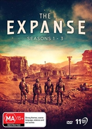Expanse - Season 1-3, The | DVD