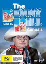 Benny Hill Annuals - 1980 To 1989 | Boxset, The | DVD