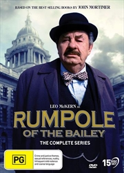 Rumpole Of The Bailey | Complete Series | DVD