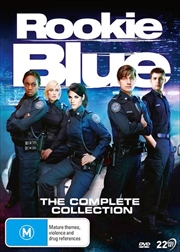 Rookie Blue | Complete Collection | DVD