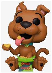 Scooby Doo - Scooby with Snacks US Exclusive Pop! Vinyl [RS] | Pop Vinyl