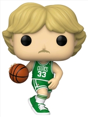 NBA: Celtics - Larry Bird (Away Uniform) US Exclusive Pop! Vinyl [RS] | Pop Vinyl