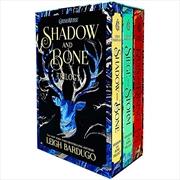 Shadow and Bone Grisha Trilogy Series 3 Books Collection Boxed Set | Hardback Book