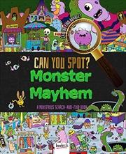 Monster Mayhem (hardcover) | Paperback Book