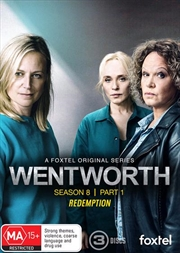 Wentworth - Season 8 - Part 1 | DVD