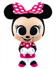 """Mickey Mouse - Minnie Mouse 4"""" Plush 